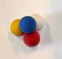 Loptice za minigolf u boji