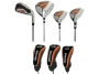 Spalding Deluxe Men's GPH set