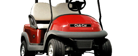 ClubCar golf autic