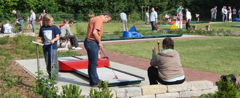 Izgradnja miniature golf2