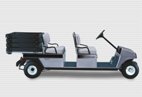 Transporter 4 golf car